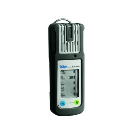 Detector portátil mono-gas PAC3500