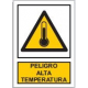 Peligro alta temperatura