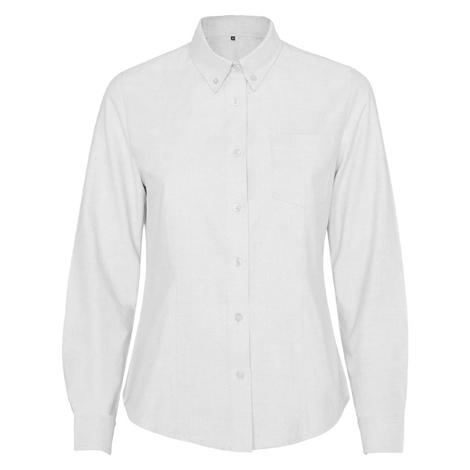 Camisa M/L Oxford Women