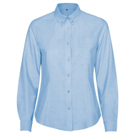 Camisa M/L Oxford Women