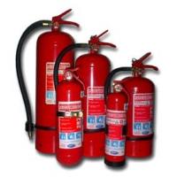 Extintores y mantas