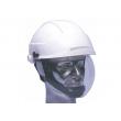 Cascos protección facial